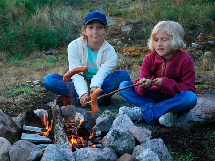 Familie Merloni - Ferienhäuser in Schweden - Gästebuch